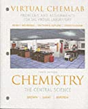 img - for Virtual ChemLab: General Chemistry, Student Workbook / Lab Manual by Brian F Woodfield (2005-04-01) book / textbook / text book