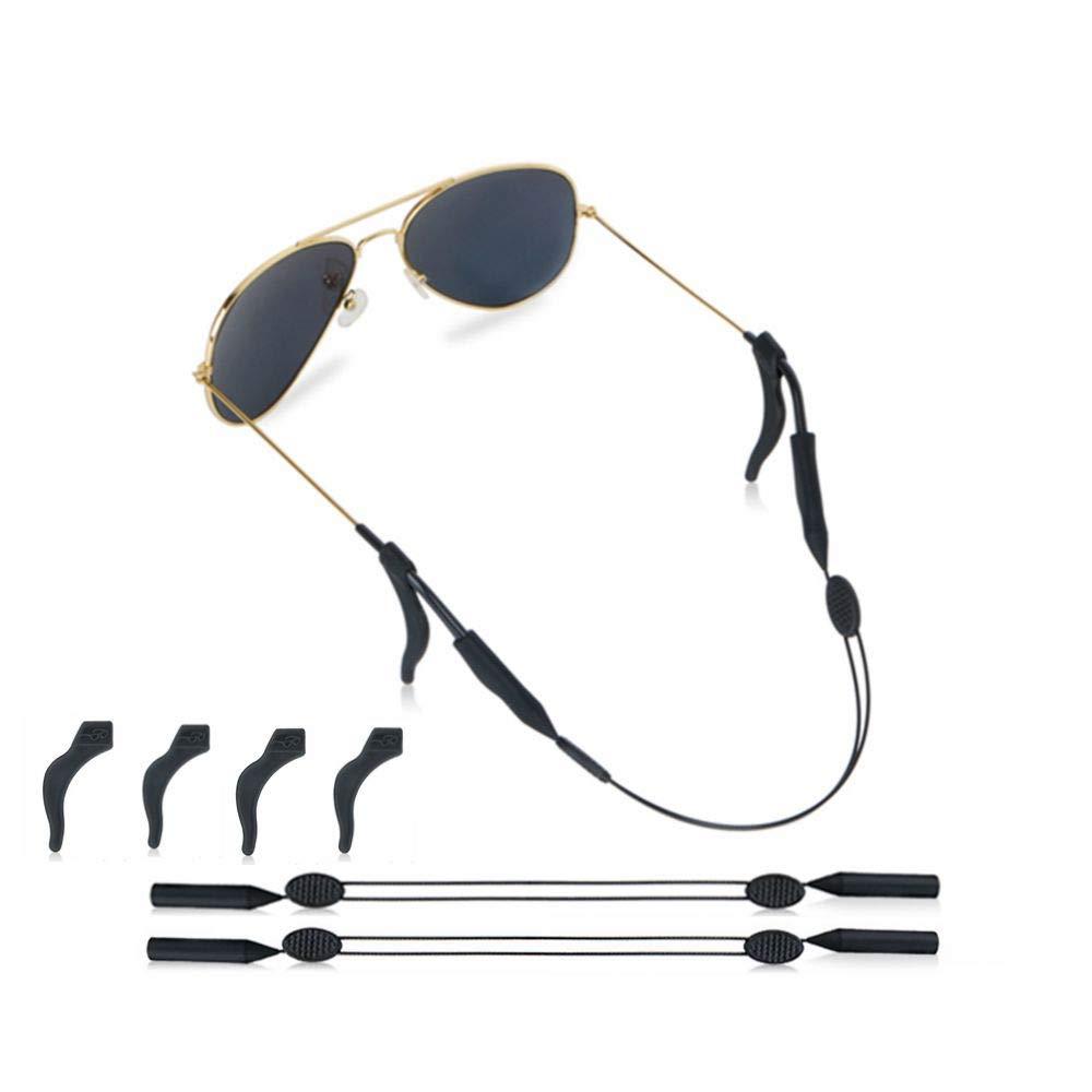 Eyewear Retainer No Tail Adjustable Eyewear Retainer - Sunglass Holder Strap 4332660790