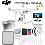 DJI Phantom 4 Pro+ PLUS V2.0/Version 2.0 Quadcopter Starters Aluminum Case Bundle