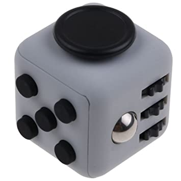 Grand Oasis Anti Stress Cube For Adults Relieves Fidget Fidgeters Thanksgiving Christmas Gifts