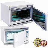 New MTN-G 16L 2 in 1 UV Light Hot Facial Spa Towel Sterilizer Salon Cbt...