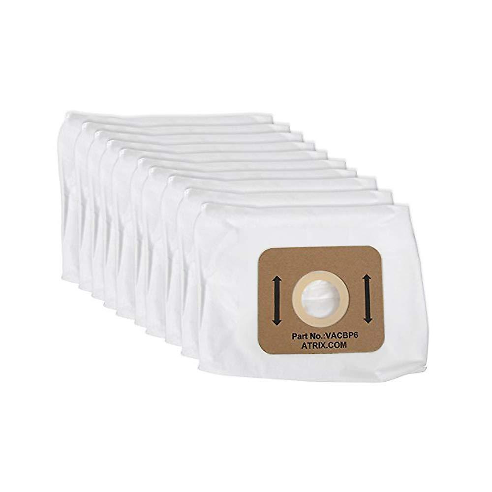 IFAXF - VACBP610P Vacuum Filters - Backpack Vac 8-Quart Replacement HEPA Filters (10-Pack)