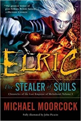 Rapidshare ebooks télécharger [Elric the Stealer of Souls] (By: Michael Moorcock) [published: February, 2008] PDF