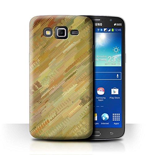 - STUFF4 Phone Case / Cover for Samsung Galaxy Grand 2/G7102 / Bronze Palette Design / Autumn Fashion Collection