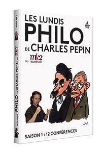 """Afficher """"Les Lundis Philo de Charles Pépin : Saison 1"""""""