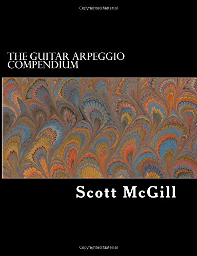 The Guitar Arpeggio Compendium