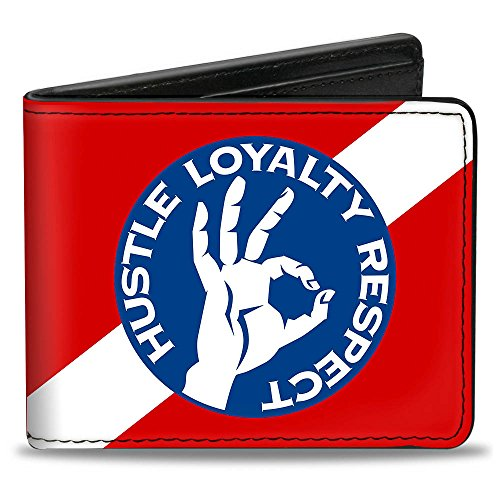 Buckle-Down Men's Wallet (Wallet John Cena)