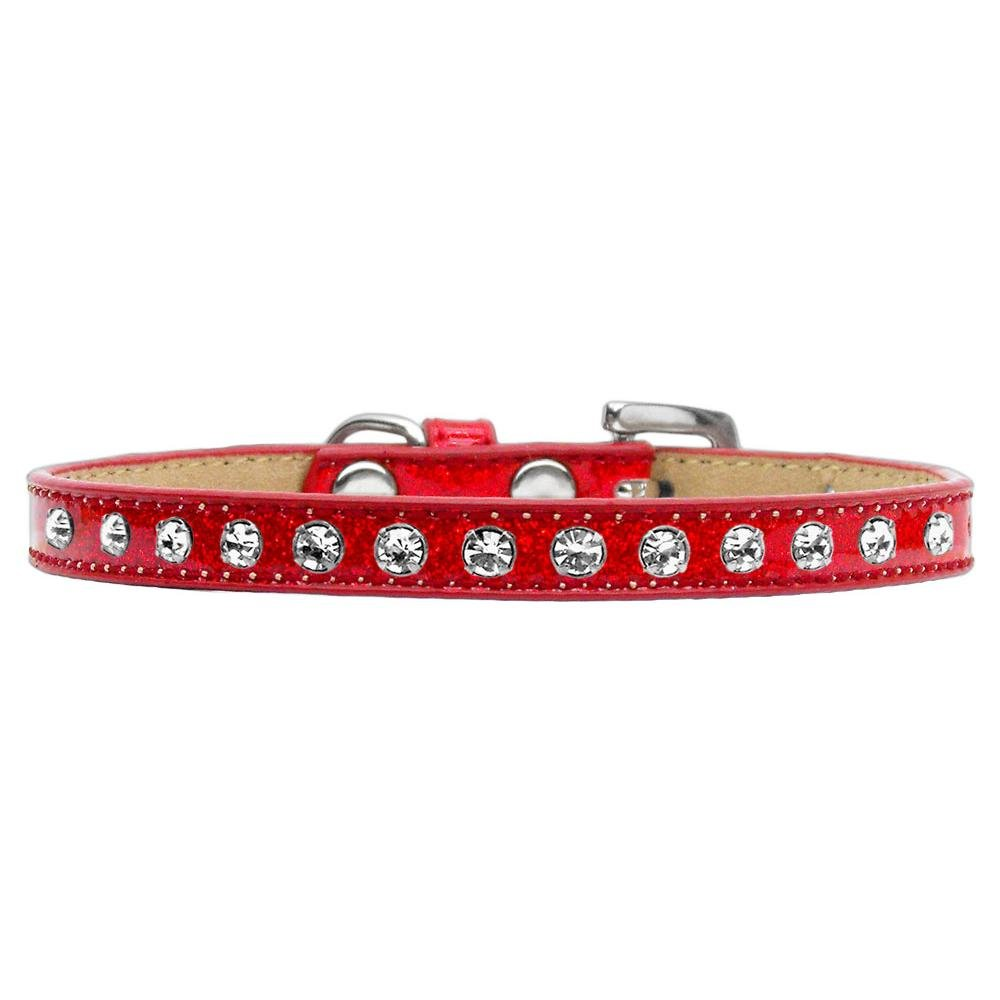 Dog   Cat   Pet Charms Crystal Ice Cream Collars Red 14