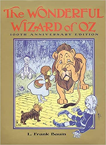 The Wonderful Wizard Of Oz 100th Anniversary Edition Books Of Wonder Baum L Frank Denslow W W 9780060293239 Books