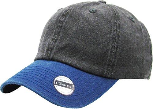 Low Profile Style Cap (Cotton Dad Hat Adjustable Plain Cap. Polo Style Low Profile (Unstructured) (Adjustable, (Pigment))