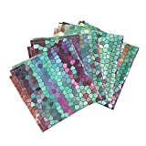 Roostery Geometric Organic Sateen Dinner Napkins Morning Has Broken Mirror Repeat by Aftermyart Set of 4 Cotton Dinner Napkins Made