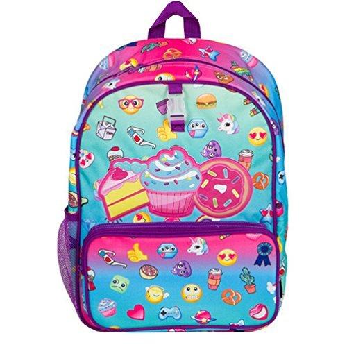 (Fashion Angels Sweet Scented Emoji Backpack)