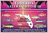 SW Fish ID 9749091574 Florida Saltwater Fish ID, 10th Edition