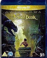 The Jungle Book [3D Blu-Ray + Blu-Ray] [2016 2 Disc Set] by Walt Disney Studios United Kingdom