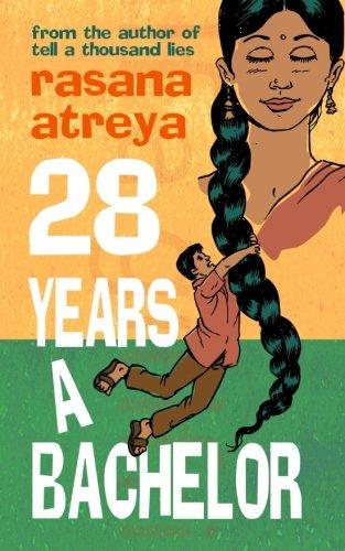 28 Years Bachelor Novel India product image