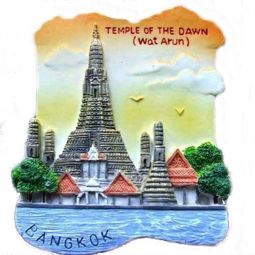 temple-of-the-dawn-wat-arun-bangkok-thailand-high-quality-souvenir-resin-3d-fridge-magnet