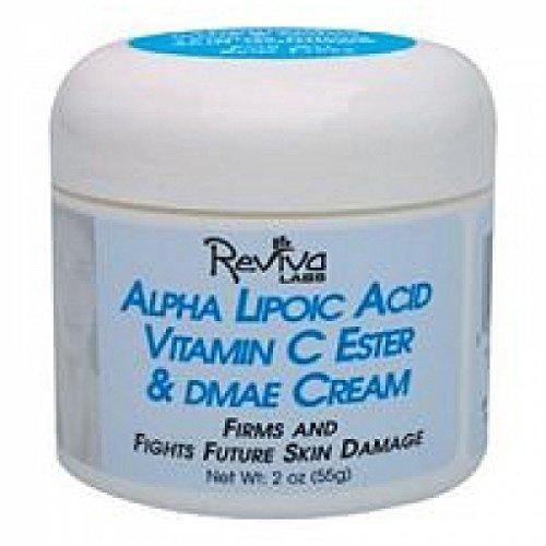 Alpha Night Cream w/DMAE & C 2 OZ