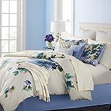Martha Stewart Collection Meadow Bouquet 14Pc Queen Comforter Set