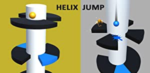 Helix Jump Game - Ball Bouncing - Ball Jumping and Falling Game Free by Ezi Technology