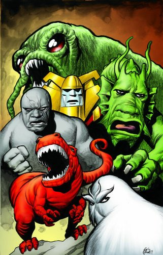 Download Marvel Monsters PDF