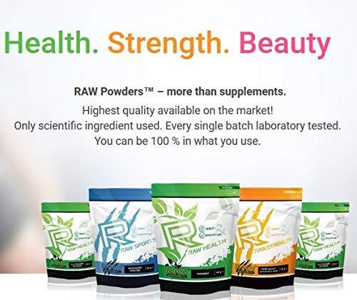 RAW Powders Beta Alanine Powder 250g: Amazon co uk: Health