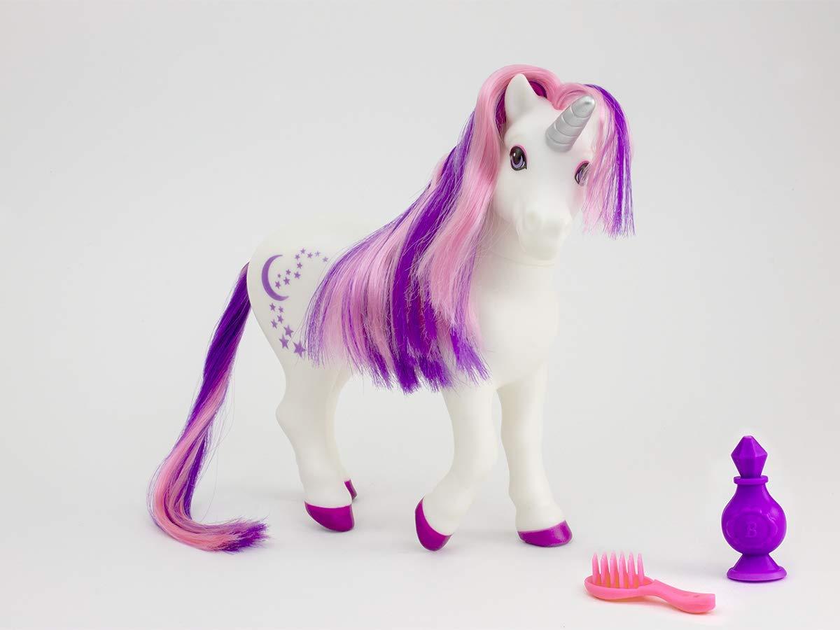Breyer 7233 Luna Bath Time Unicorn Color Changing Toy Multicolor 8 Large