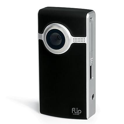 amazon com flip ultra video camera black 4 gb 2 hours 2nd rh amazon com Flip Ultra HD Model U260 Flip Ultra HD Touch Screen 16GB