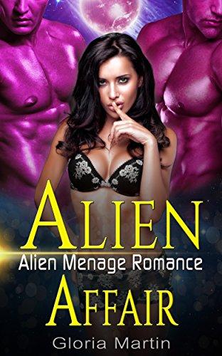 Alien Affair: Alien Menage Romance
