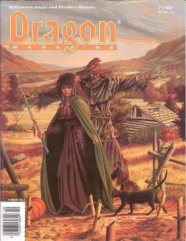 (DRAGON #150 (Magazine - October 1989)