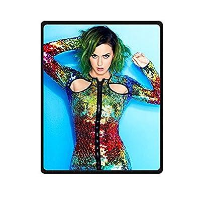 Custom Super Star Katy Perry Bed/Sofa Soft Throw Fleece Blanket 50 x 60 Inch ( Medium)