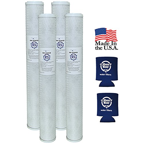 solid carbon block water filter - 6