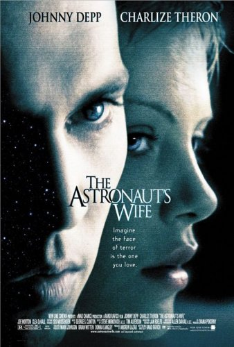THE ASTRONAUT'S WIFE 27x40 ORIGINAL S/S MOVIE POSTER