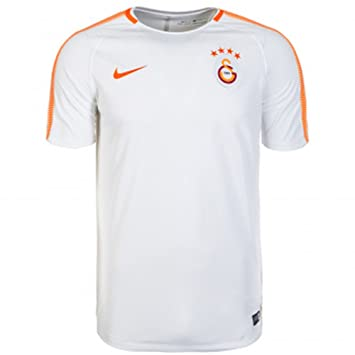 2017-2018 Galatasaray Nike Training Shirt (White): Amazon.es: Deportes y aire libre