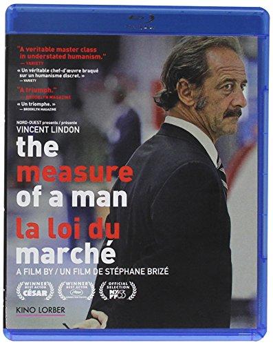 Measure of a Man / La Loi De Marche [Blu-ray]