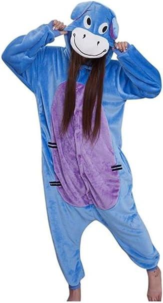pigiama animale kigurumi unicorno STELLA costume DA carnevale Halloween cosplay,