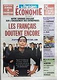 PARISIEN ECONOMIE (LE) du 15/10/2007 - LES FRANCAIS DOUTENT ENCORE SUR L'ENGAGEMENT DES ENTREPRISES - ACHETER UN LOGEMENT OCCUPE - LES STICKERS MURAUX - LE CARENAGE DU CHARLES-DE-GAULLE - LES NOUVEAUTES DU DIVX - EMMAUS / LES BONNES AFFAIRES DES COMPAGNONS