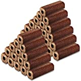 36 Pack Tigerbox Premium Eco Wooden Heat Logs. Fuel for Firewood, Open Fires, Stoves and Log Burners