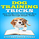 Dog Training Tricks: How to Become Your Dog's Best Friend through Simple Tricks