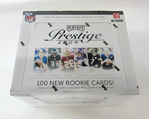 2009 Playoff Prestige Football Box - 2009 Football