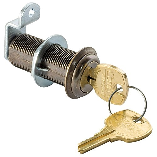 1 3 Long Cylinder Lock Antique product image