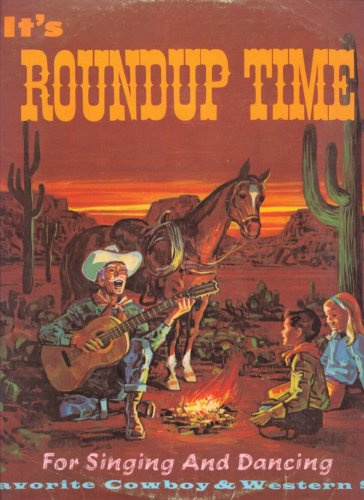 Twister Jug - [LP Record] It's Roundup Time - For Singing and Dancing, 14 Favorite Cowboy and Western Songs