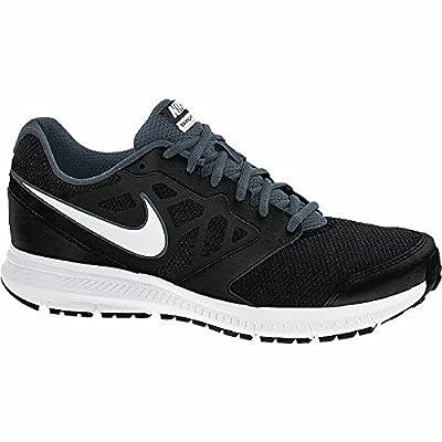 Nike 684658-003 Men's Downshifter 6 MSL Running Shoes, Black/Magnet Grey/White, 8.5 M US
