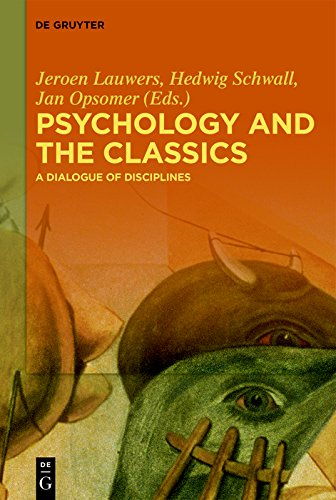 Image result for Psychology and the Classics, Jeroen Lauwers, Jan Opsomer and Hedwig Schwall