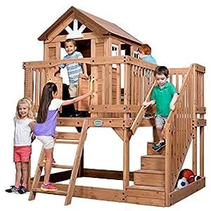 Amazon.com: Backyard Discovery 1605336 Scenic Heights All ...