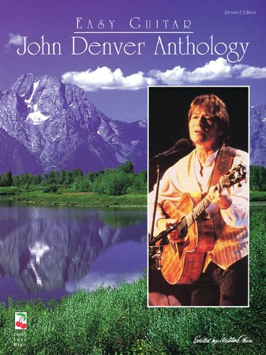 Johns Autographs (John Denver Anthology for Easy Guitar)