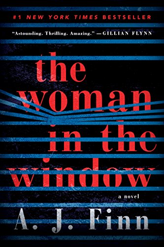 Product picture for The Woman in the Window: A Novelby A. J. Finn