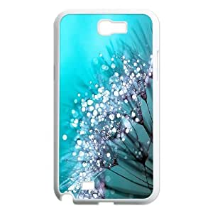 Samsung Galaxy Note 2 Cases Morning Glory, Fly [White]