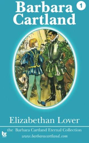 book cover of Elizabethan Lover