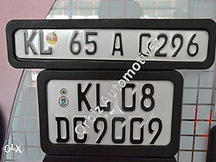 Bike Number Plate Holder Amp Bike Number Plate Frame Sc 1 St