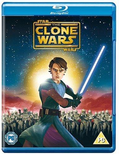 Star Wars Clone Wars [Blu-ray] (Star Wars Clone Wars Season 4)